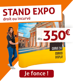 Stand expo dès 350€
