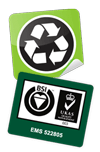 recyclage et écologie - imprimerie à Nantes