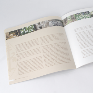 Large Square Booklets : 115gsm Gloss