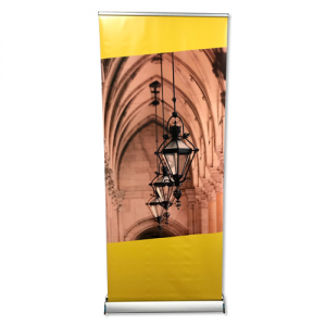 Vienna Roller Banner Stand and Poster