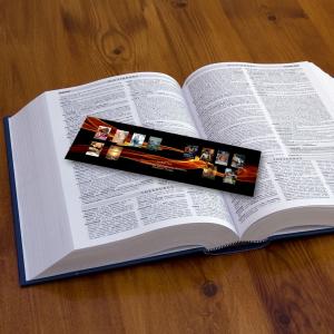 400gsm Gloss Laminated Bookmarks