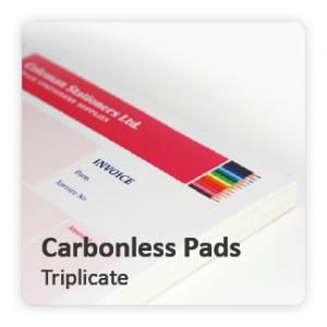 Carbonless Forms - Triplicate