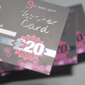 Opuleaf Luxe Foil Showcards NEW!