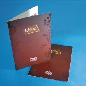 StarMarque Spot UV Showcards Creased or Shaped