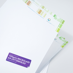 100gsm Microlaid Stationery