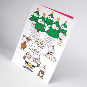 Fabu-Gloss Christmas Cards
