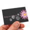 140# silk cover + ultra-soft finish + spot gloss uv StarMarque Business Cards