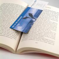 Premium Silk Bookmarks