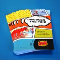 Noble Silk Rack Cards